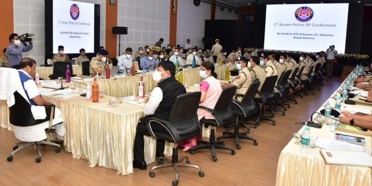 First ever Assam Police SPs Conference held in Kaziranga 1