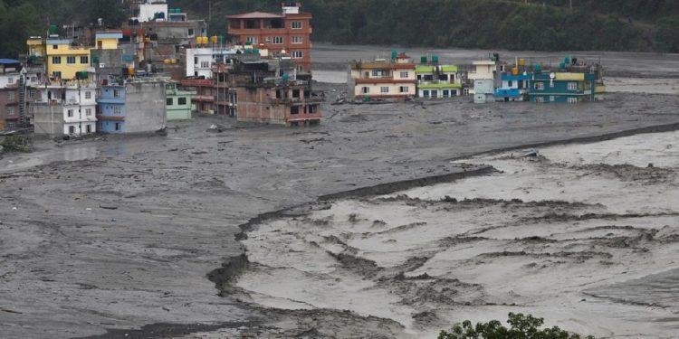 Flash floods and landslides kill 10 in Bhutan, three in Nepal 1