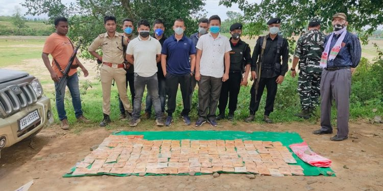 Assam Police busts 'narco terror' racket in Karbi Anglong, heroin worth Rs 7 crore seized 1