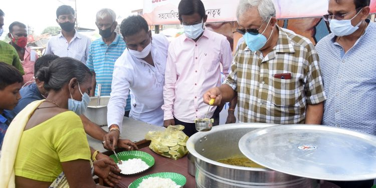 Tripura: Meal served at Re 1 to 200 people every day in Agartala 1