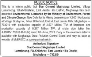 Star Cement 'Tayyar Nahi' to face 'controversy' in Meghalaya expansion project 4