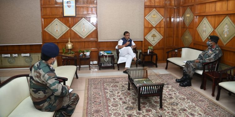 Assam CM Himanta Biswa Sarma assures State Government's full support to NCC 1