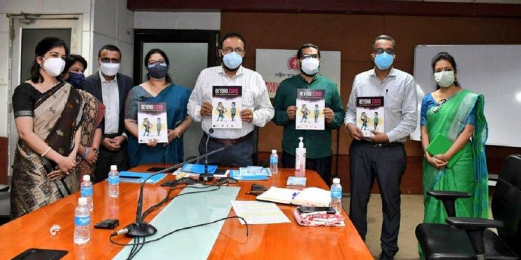 Assam Health Minister launches 'Beyond COVID – New Normal for Urban Population' 1