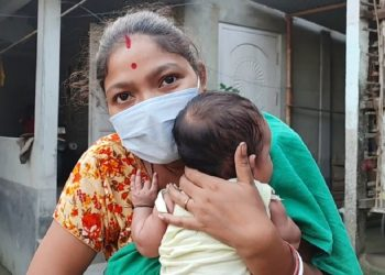 Assam: One-month-old baby recovers from COVID-19 3