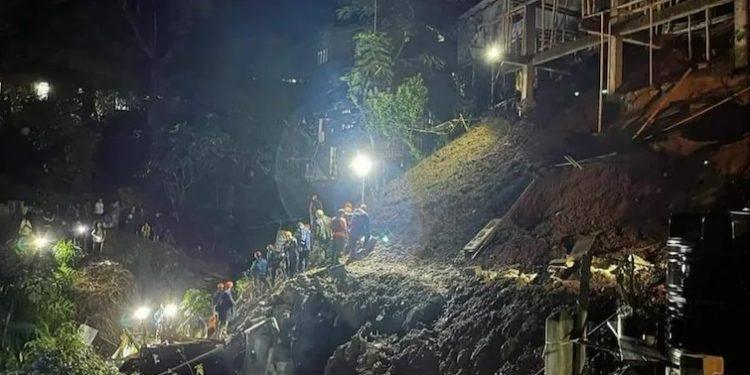 Mizoram orders magisterial probe into landslide in Aizawl 1