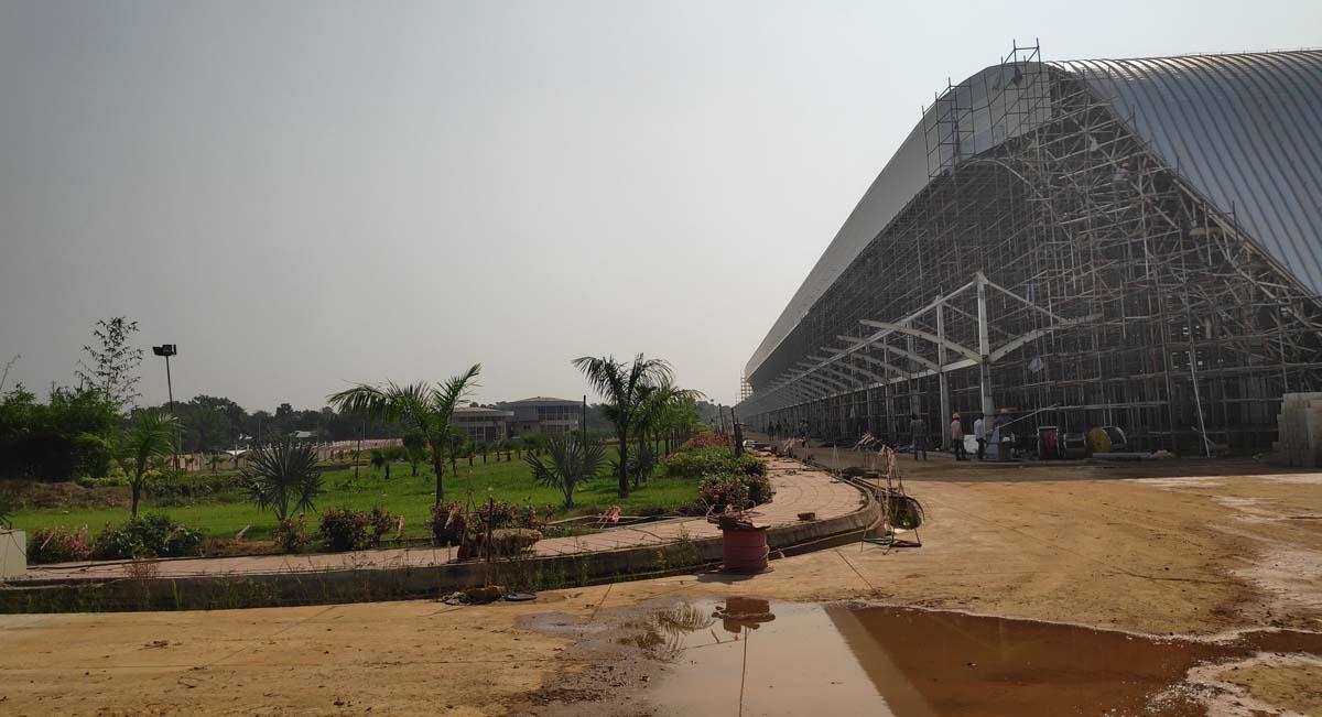 Maharaja Bir Bikram Airport 1