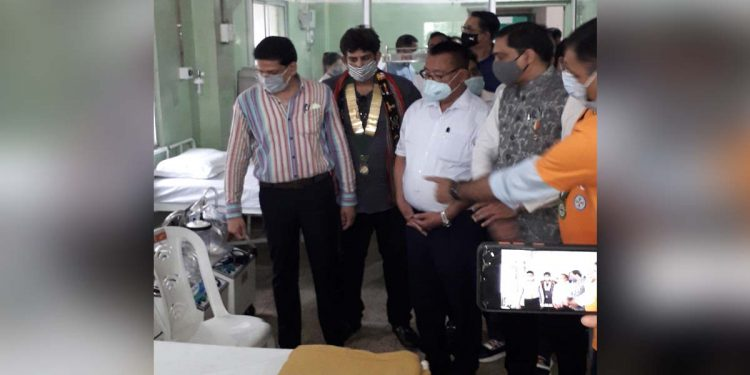 Dimapur civil hospital