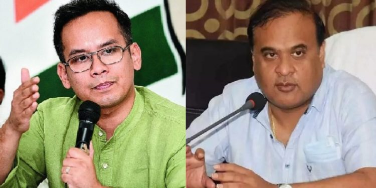Women in Assam should file fraud case against CM Himanta Biswa Sarma: Congress' Gaurav Gogoi 1