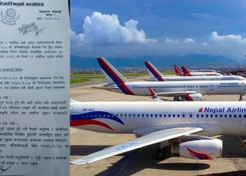 Nepal resumes international and domestic flight operations after two months 6