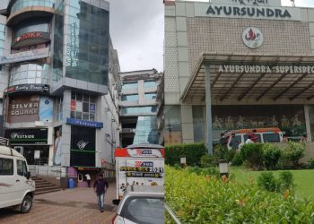 Assam: Power supply to Ayursundra Hospital and Swastik Engineers snapped, DY365 also affected 4