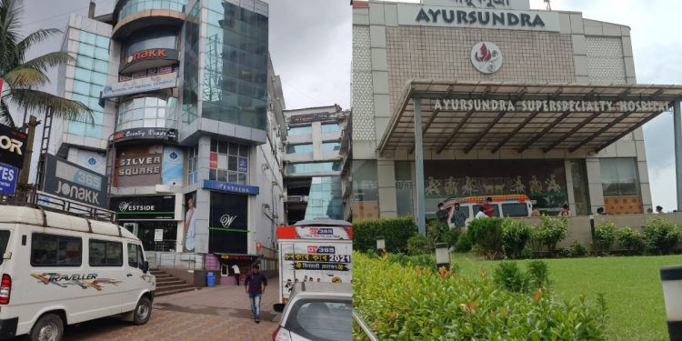 Assam: Power supply to Ayursundra Hospital and Swastik Engineers snapped, DY365 also affected 1