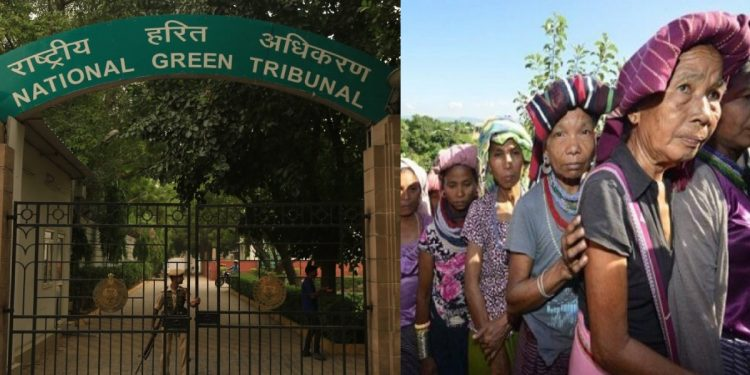Bru resettlement: NGT serves notice to Tripura Government & Centre 1