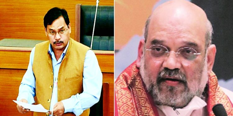 Pass 125th Constitution Amendment Bill and empower TTAADC: Tripura Minister writes to Amit Shah 1