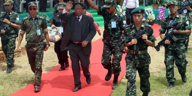 Nagaland: NSCN-IM, NNPGs leaders in list of potential Pegasus targets 1