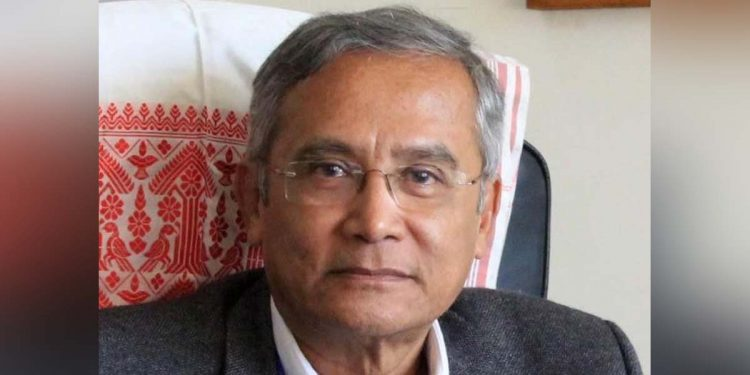 Prof Dhiraj Bora