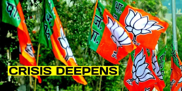 Crisis within Tripura BJP deepens: Party's central leaders to reach State today, meet 'rebel' MLAs 1