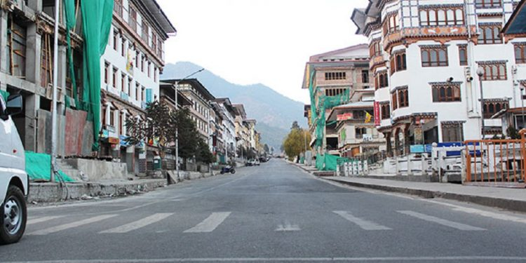 Lockdown in Thimphu lifted, no COVID-19 case in Bhutan Capital 'for now' 1