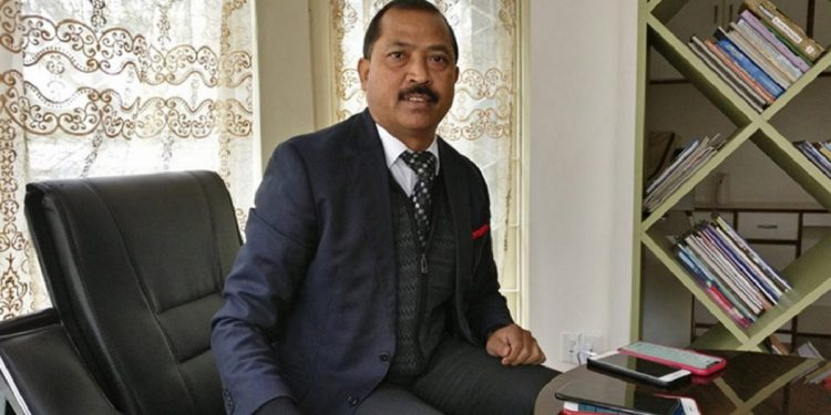 Shillong MP Vincent Palaa
