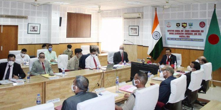 India-Bangladesh border talks: BSF-BGB coordination conference underway 1