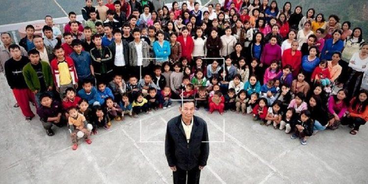 Mizoram: Head of world's biggest family Zionnghaka 'finally dead' 1