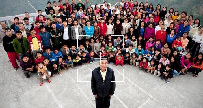 Mizoram: World's largest family head Zionnghaka's funeral delayed 1