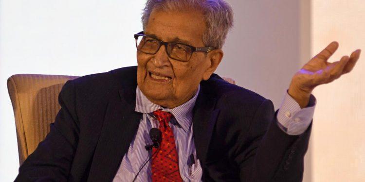 Nobel laureate Amartya Sen.