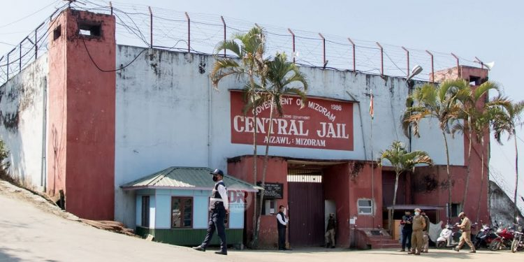 103 jail inmates among 430 new COVID-19 positive cases in Mizoram 1
