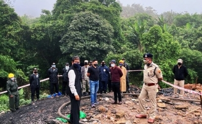 Operations underway to rescue trapped miners in Meghalaya 1