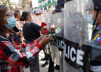 LOOKEAST PLEASE: Myanmar resistance growing, India cannot shut itself out 6