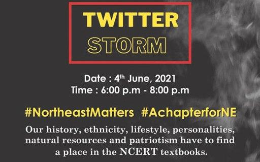 #AchapterforNE, #NortheastMatters trend on Twitter 1