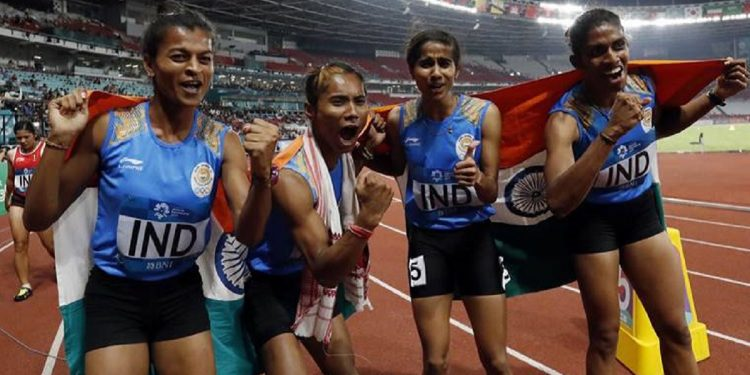 Injury puts dark cloud over Hima Das' qualification for Tokyo Olympics 1
