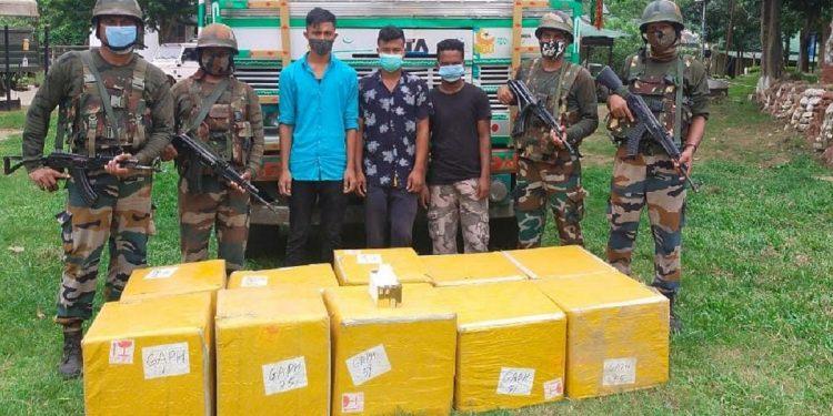 Nagaland: Illegal cosmetics worth Rs 1.43 crore seized in Dimapur 1
