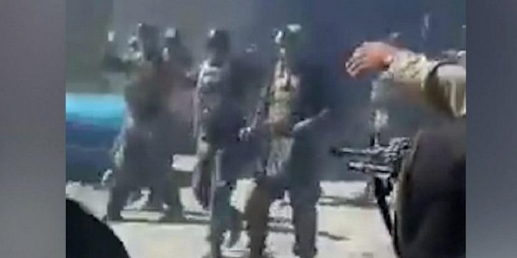 Taliban executes 22 Afghan Special Forces commandos in broad daylight 1
