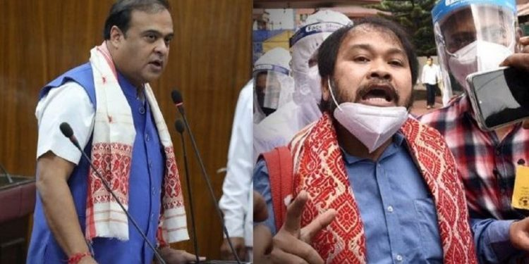 Assam becoming police state: Sivasagar MLA Akhil Gogoi 1
