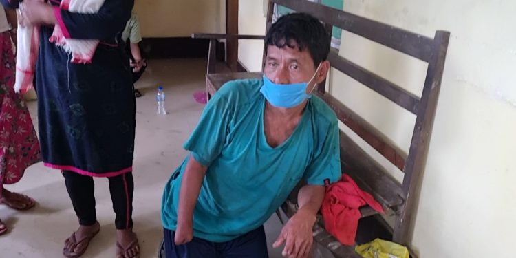 Assam: Indian Army tortures 45-year-old-specially-abled man in Margherita, sparks protest 1