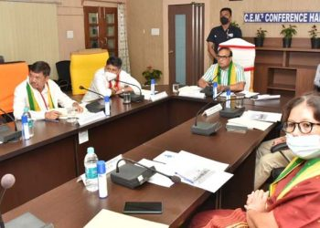 Assam CM Himanta in Haflong