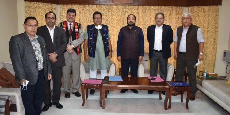 Assam-Nagaland border meeting