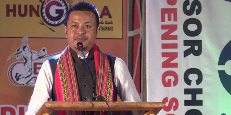 Jolt to BJP-IPFT government in Tripura: Simna MLA Brishaketu Debbarma to join TIPRA Motha today 1