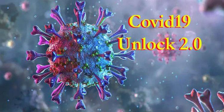 Covid19 Unlock 2.0