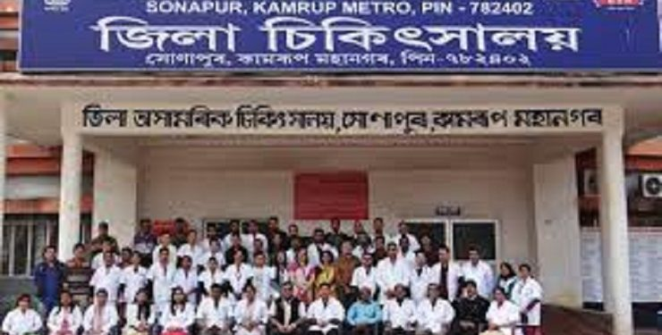 No ICU beds in 60% of district hospitals in Assam: Health minister 1
