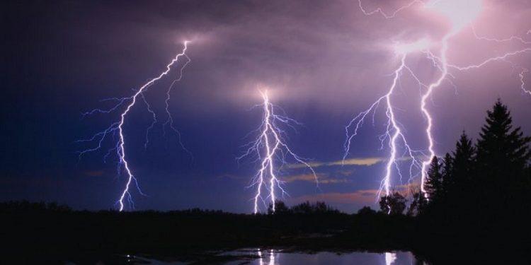 Lightning kills 18 persons in Rajasthan 1