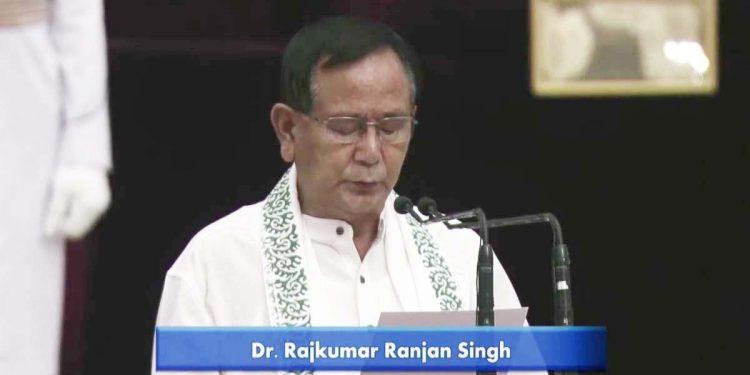 Dr Rajkumar Ranjan Singh