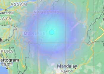 Earthquake in Myanmar shakes Manipur, tremors felt in parts of Northeast 3