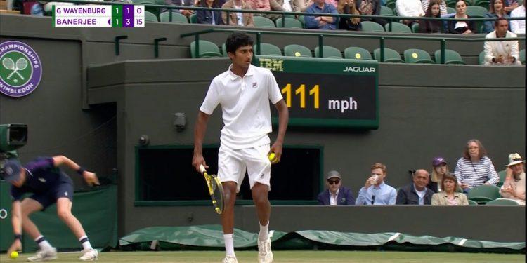 Indian-American Samir Banerjee, having origins in Assam, storms into Wimbledon final 1