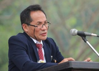 Nagaland MLA and advisor to State Government Toshi Wungtung no more 1