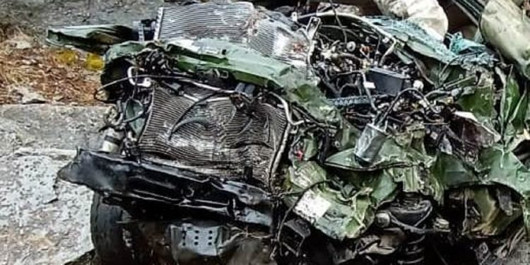 Sikkim: 3 Army jawans killed, 3 more critically injures as truck falls into deep gorge 1