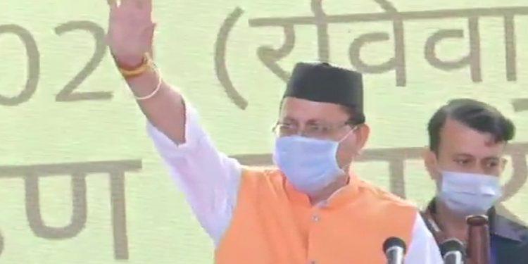 BJP's Pushkar Singh Dhami sworn in as new Uttarakhand Chief Minister 1