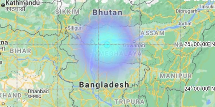 3.7 magnitude earthquake in North Garo Hills jolts parts of Meghalaya and Assam 1