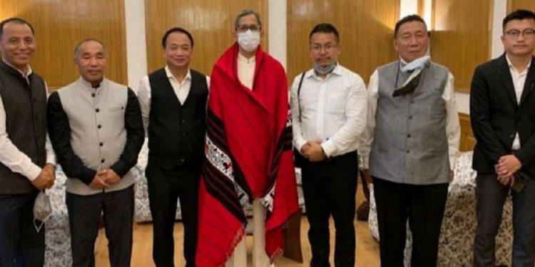 CJI NV Ramana assures separate High Court for Nagaland 1