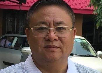 N Loken Singh appointed as Manipur Congress interim president 4